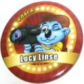 In Hollywood -- Button Lucy Linse